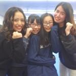 横須賀 女子 キックボクシング!