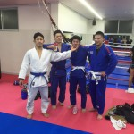 2月29日ブラジリアン柔術クラス