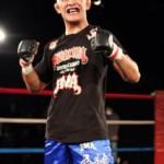 4月の世界タイトルマッチに出場する総合格闘技の川名雄生を応援したい!